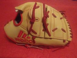 Adidas EQT Pro Baseball Glove 1175 SP Left Hand Throw Tan/Re