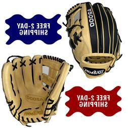 """Exclusive Limited Edition Wilson A2000 11.75"""" Infield Baseba"""
