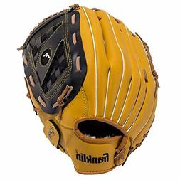 Franklin Sports Baseball Glove - Left and Right Handed Baseb