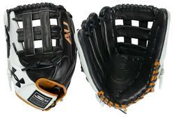 "Under Armour Genuine 12.75"" Baseball Glove UAFGGP2-1275H Bla"