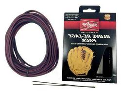Rawlings Glove Re-Lace Pack Pro-Grade Kit for Baseball & Sof