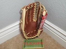 "RAWLINGS GOLD GLOVE GAMER SERIES 12.75"" OUTFIELD BASEBALL GL"