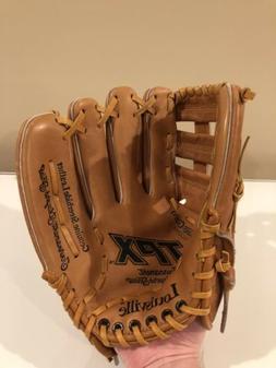 "Louisville Slugger GTPX-19 11.5"" TPX Baseball Glove RHT Ta"
