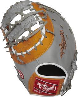 "RAWLINGS HEART OF THE HIDE PROAR44 12.75"" Baseball Glove Lef"