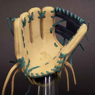 11.5-Inch Baseball Cream blue Glove RIGHT Handed