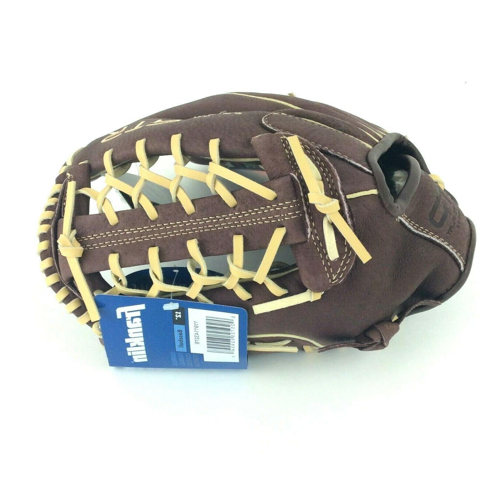 Leather Baseball Hand