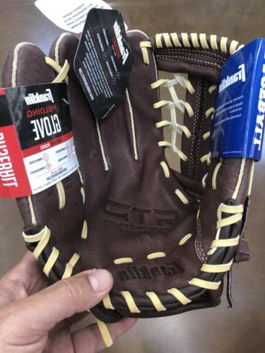 12 pro series leather baseball glove right