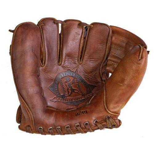 1956 baseball fielders glove
