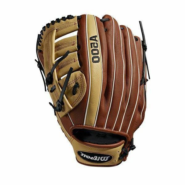 2019 a500 12 5in baseball glove right