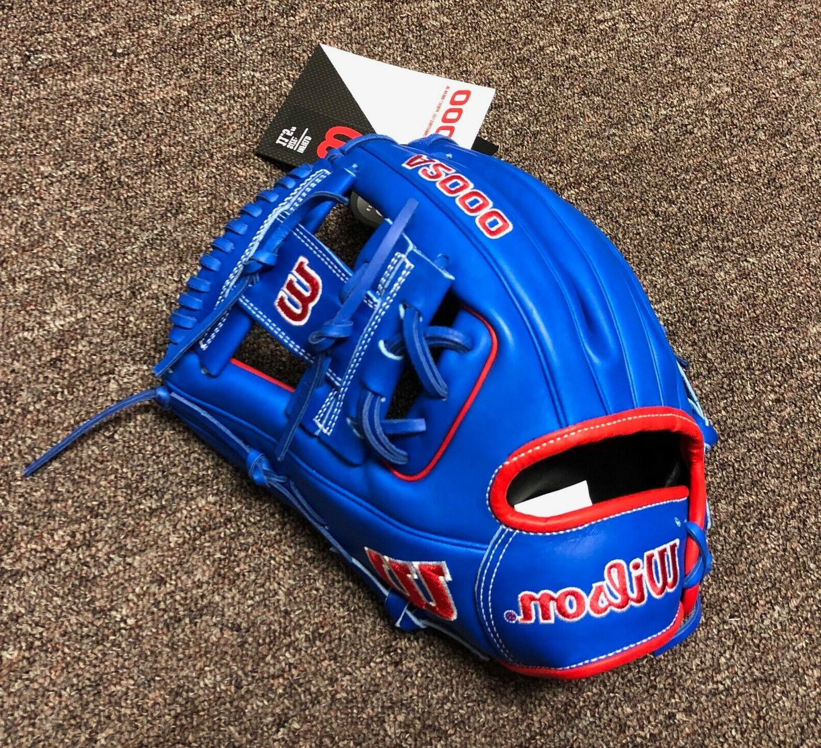 Wilson Infield 2020 Royal Red