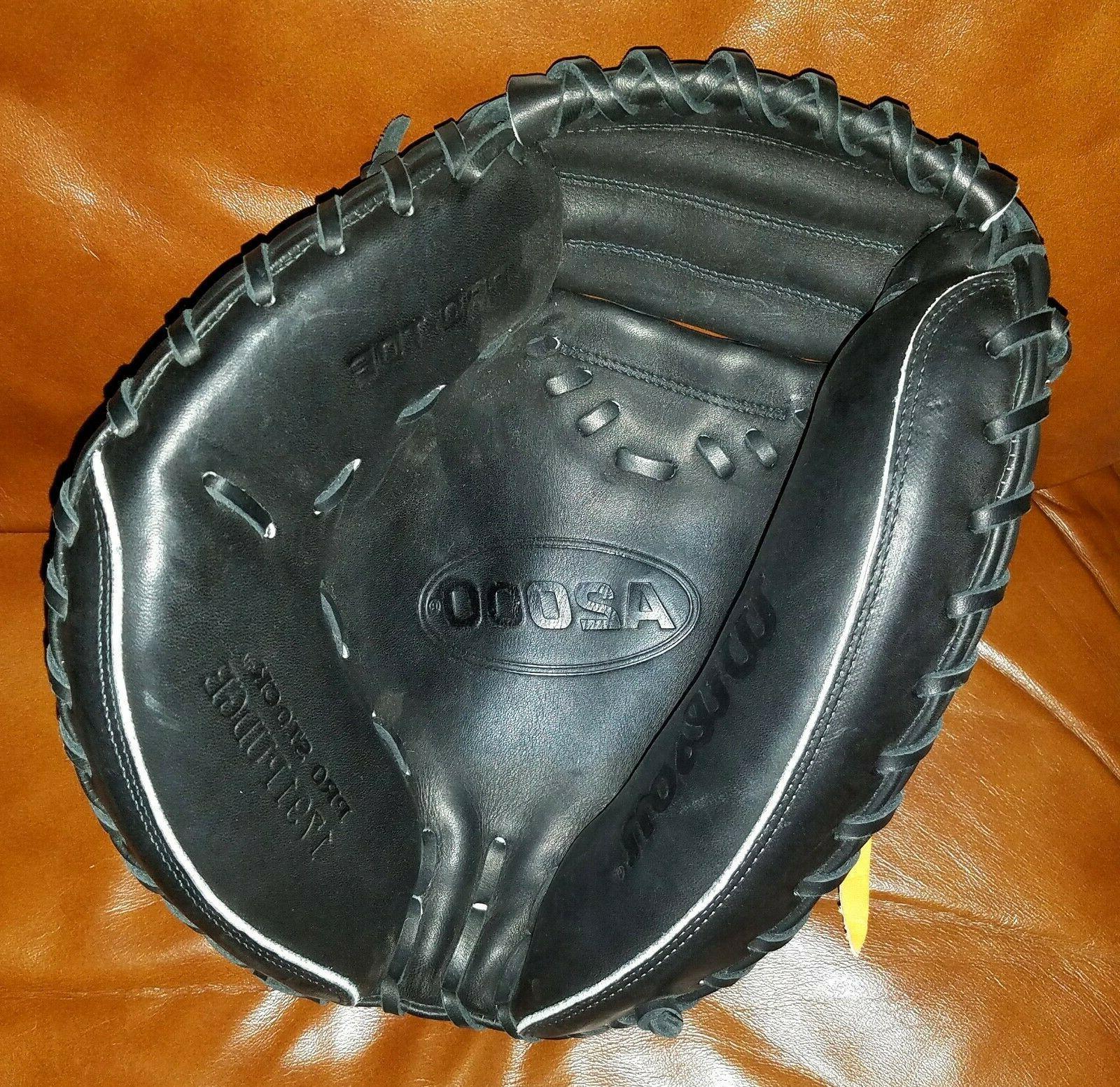 Wilson A2000 1791 Ivan Rodriguez embroidered glove mitt