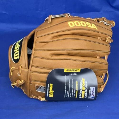 Wilson A2000BB1796 Base Glove