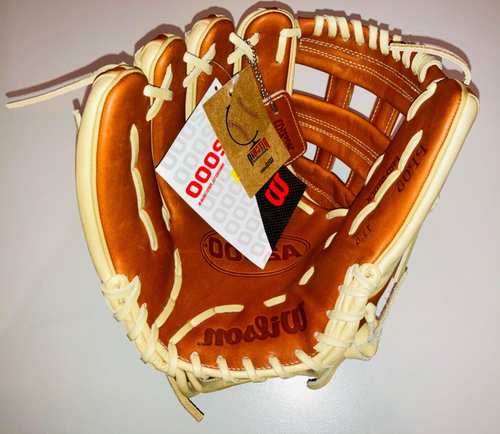 "SSK Tensai Cano 11.5"" Youth Baseball Glove"