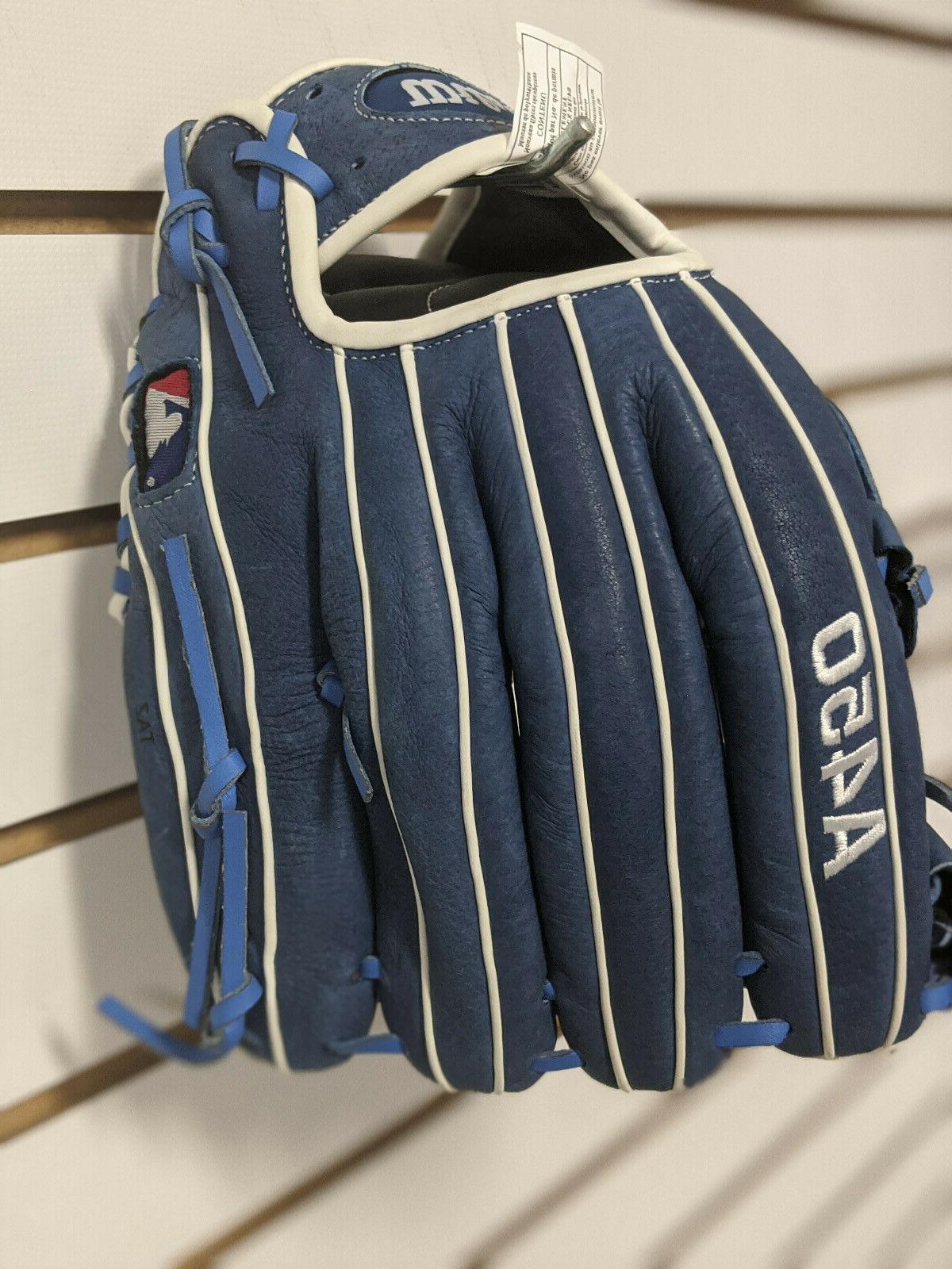 Wilson A450 LA Dodgers 11.5'' Blue Glove Mason