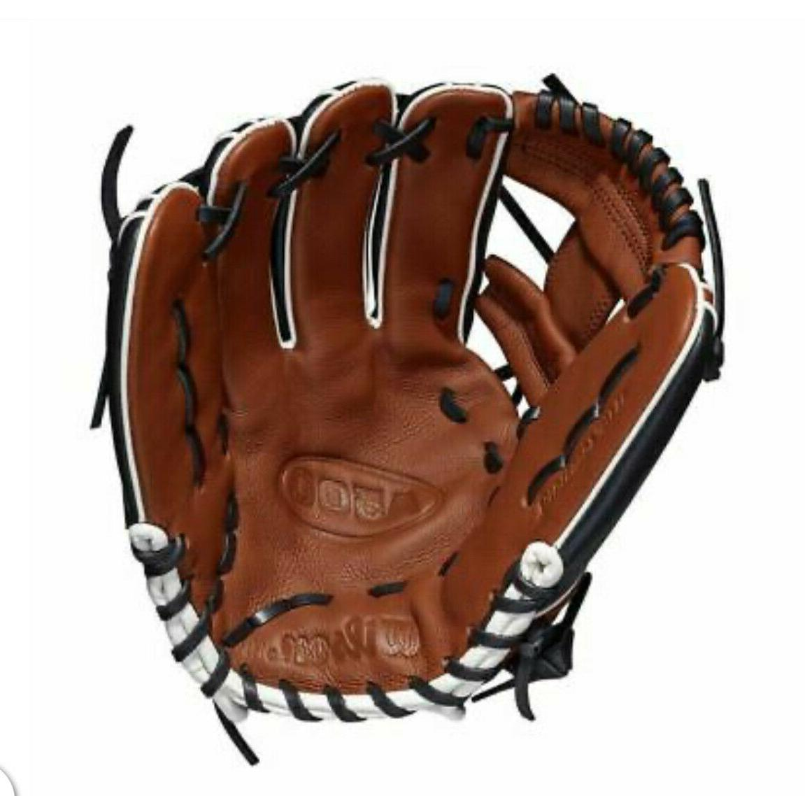"""🔥Wilson A500 11.5"""" Youth Glove Right Handed Throw NEW!!!🔥"""