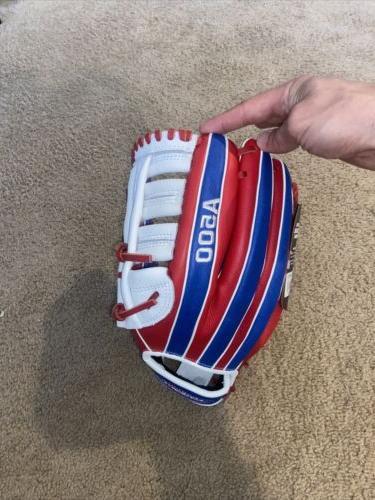 ⚾️ Wilson A500 Glove Willson Contreras 12.5 RHT MLB Blue