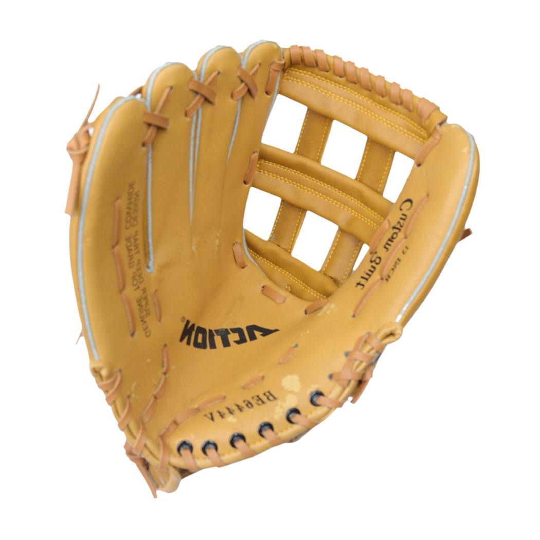 adult cowhide baseball glove 13 trainer right