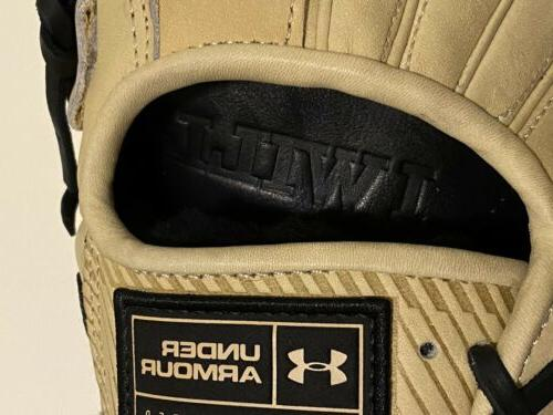 """Under Armour 11.75"""" Infield Glove Single Post NWT"""