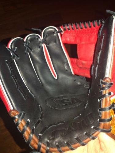 baseball glove 11 5 a2k datdude b