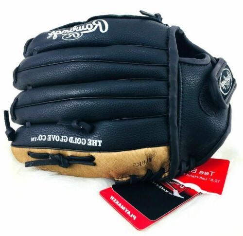 baseball mitt glove boy youth leather palm