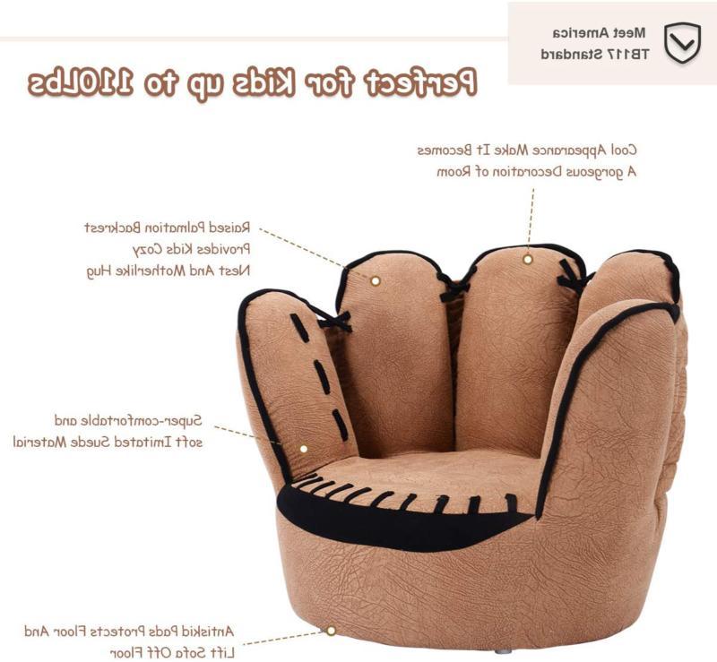Costzon Sofa Glove Chair For Sturdy