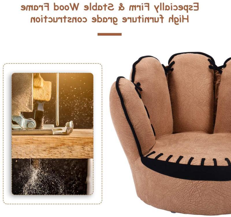 Costzon Glove Chair For Sturdy Wood