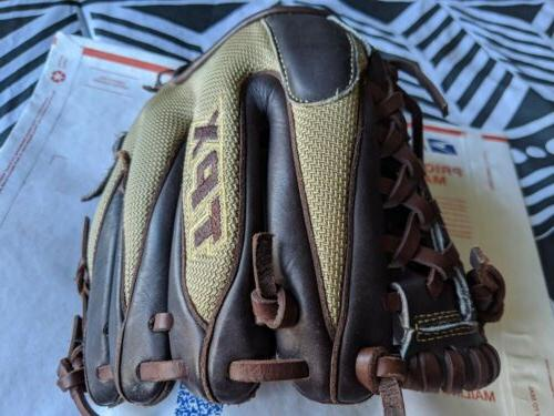 Louisville HD9 Defense TPX Baseball Glove RHT