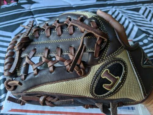 "Louisville Defense 11.5"" TPX Glove RHT XH1150XGD"