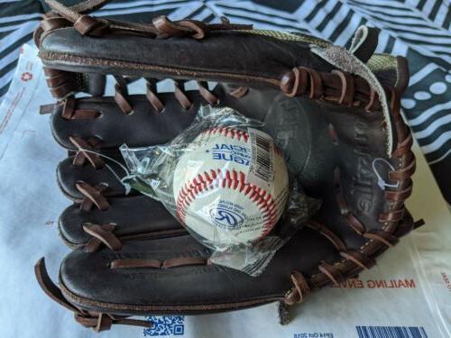 "Louisville Slugger Defense 11.5"" Glove RHT XH1150XGD"