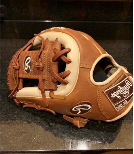 heart of the hide baseball glove new
