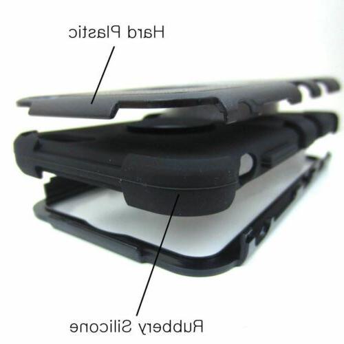 For Samsung S10 Rugged Armor Case Baseball