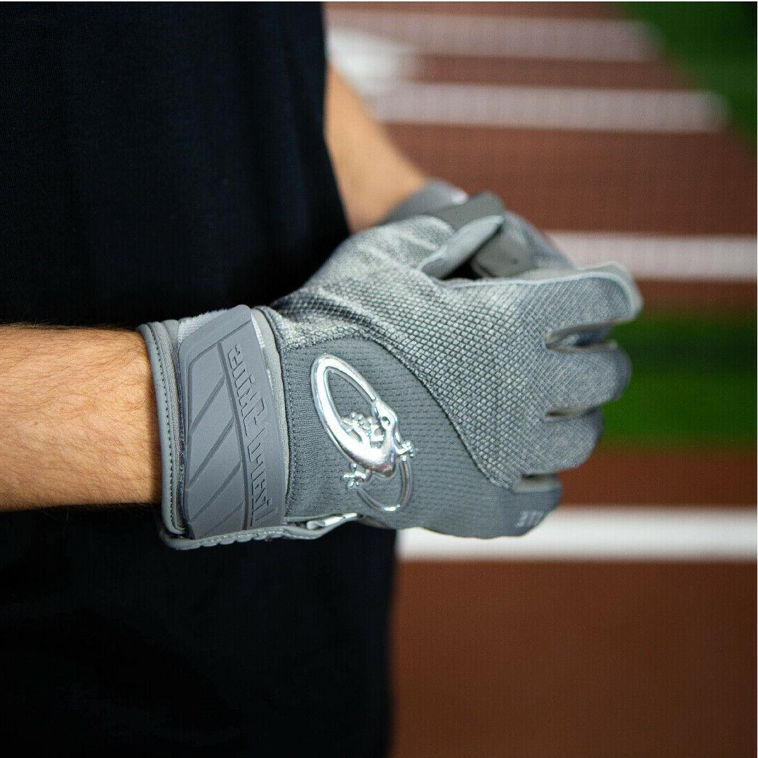 Lizard Komodo V2 Baseball Batting Gloves - Size