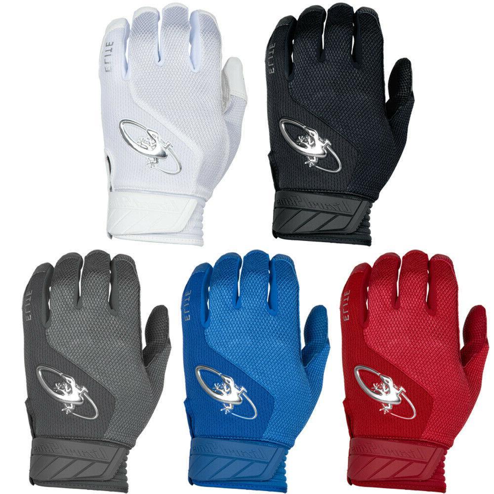komodo elite v2 baseball batting gloves adult