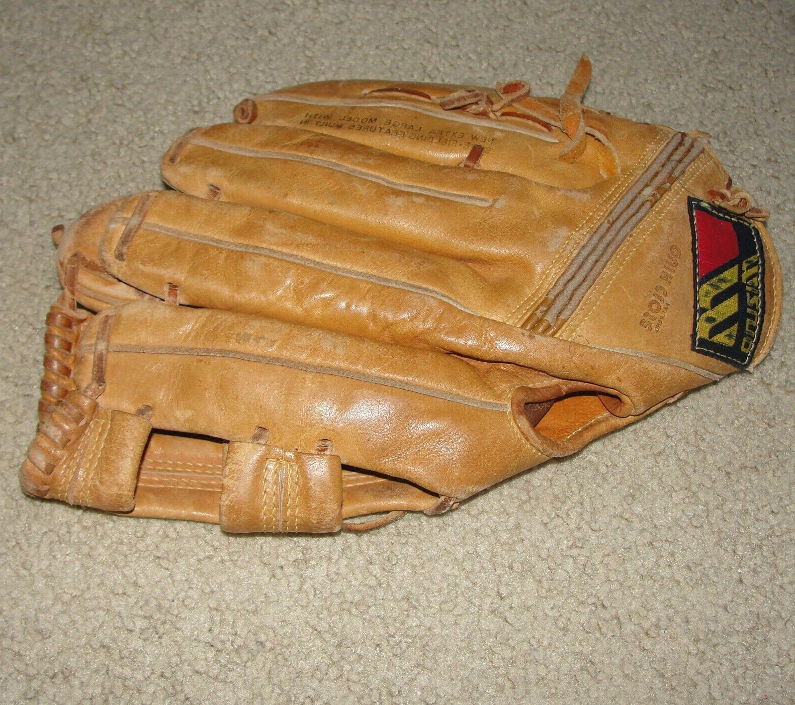 Mizuno Lite MTS-1 Leather Glove
