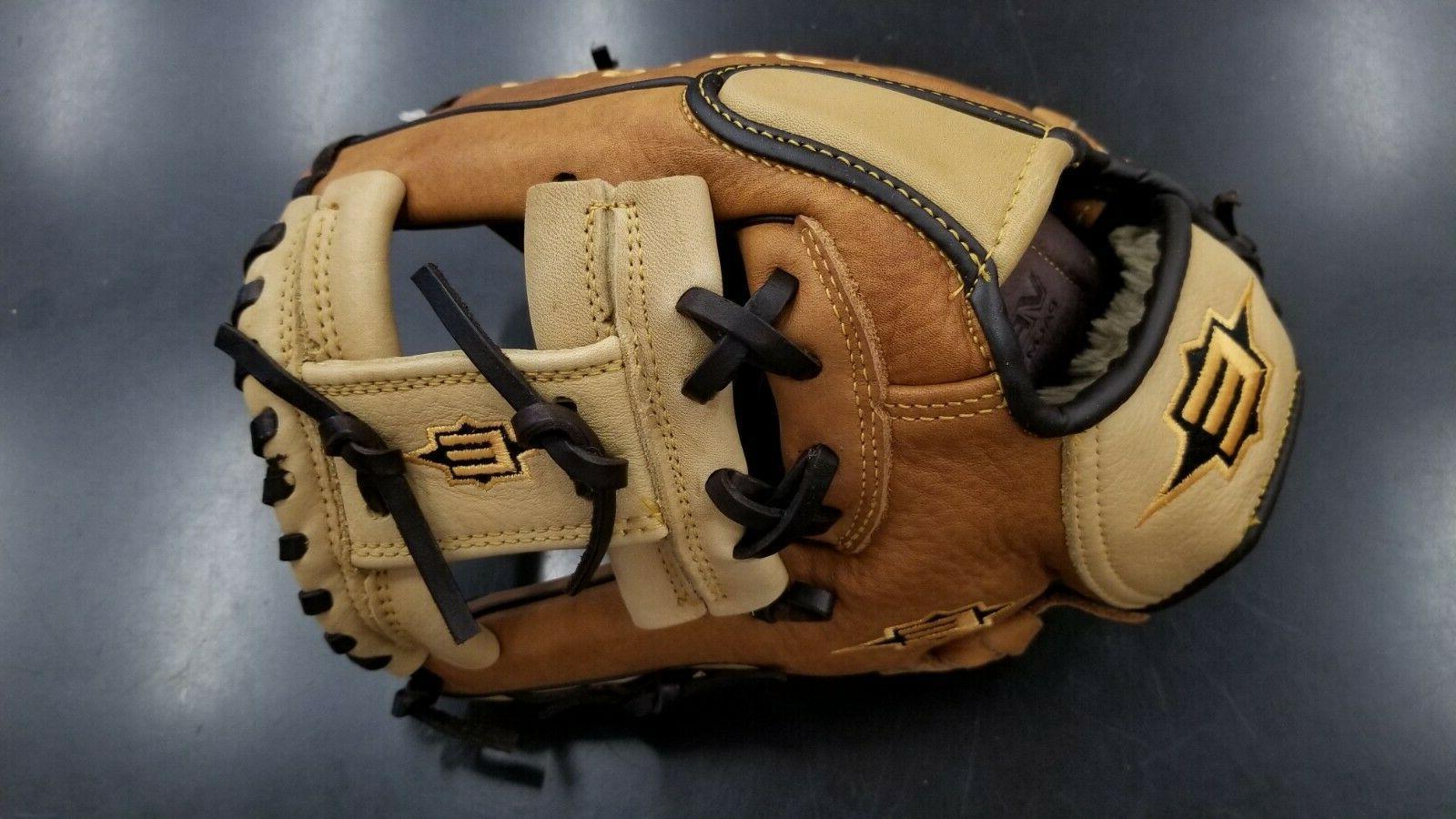 natural elite neb1125 baseball glove 11 25