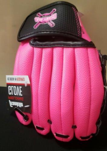 New Glove & Foam Pink
