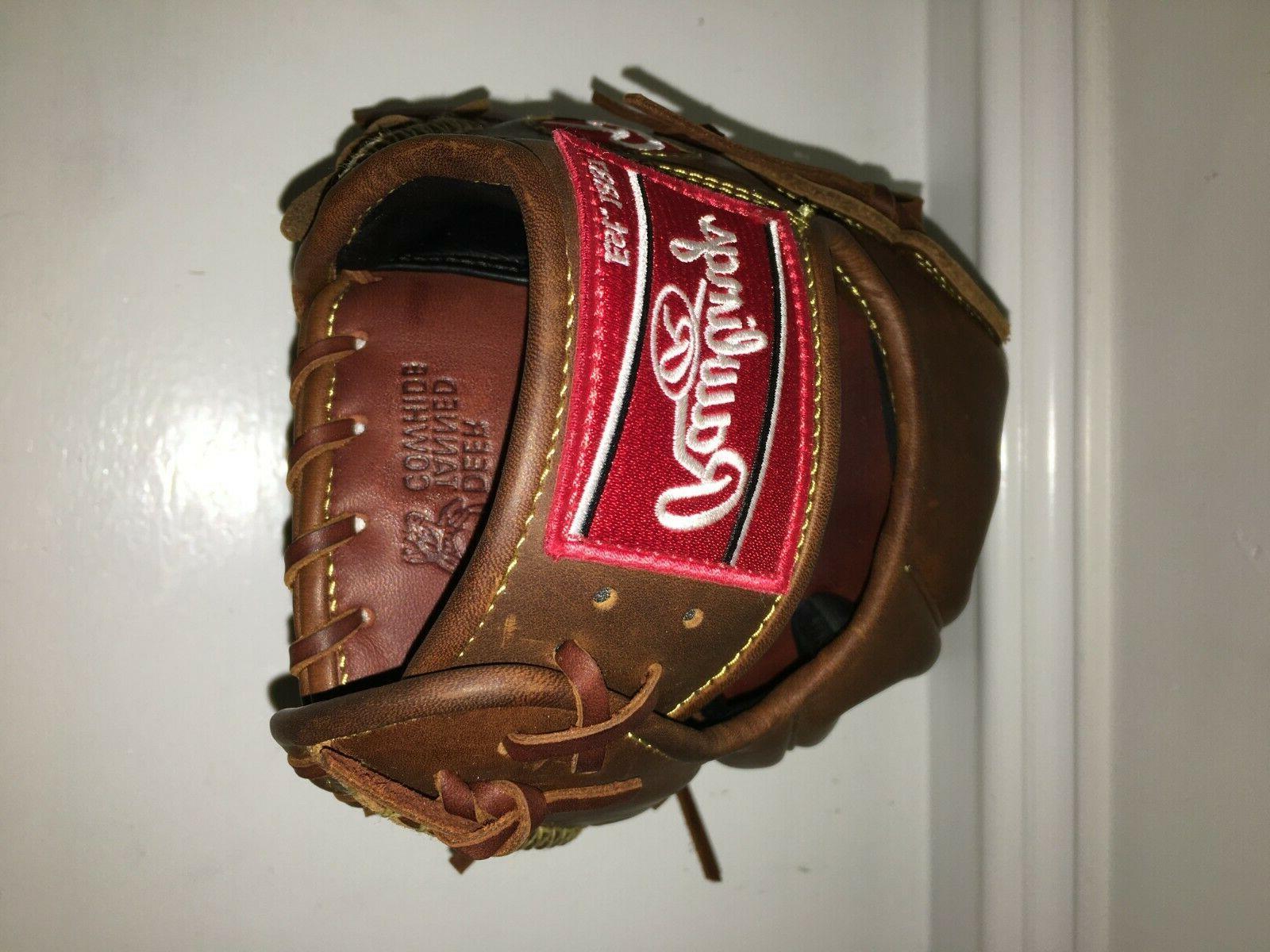 NEW Rawlings PRO205-9TIFS Heart the Baseball Glove FING SHIFT