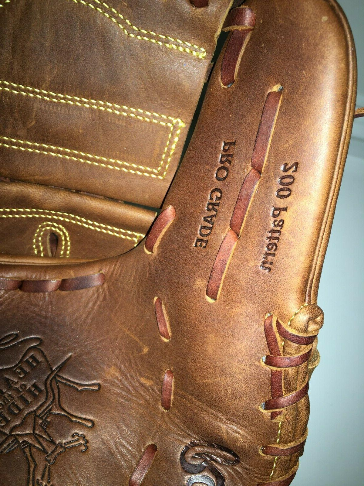 "NEW Heart Baseball 11.75"" FING"