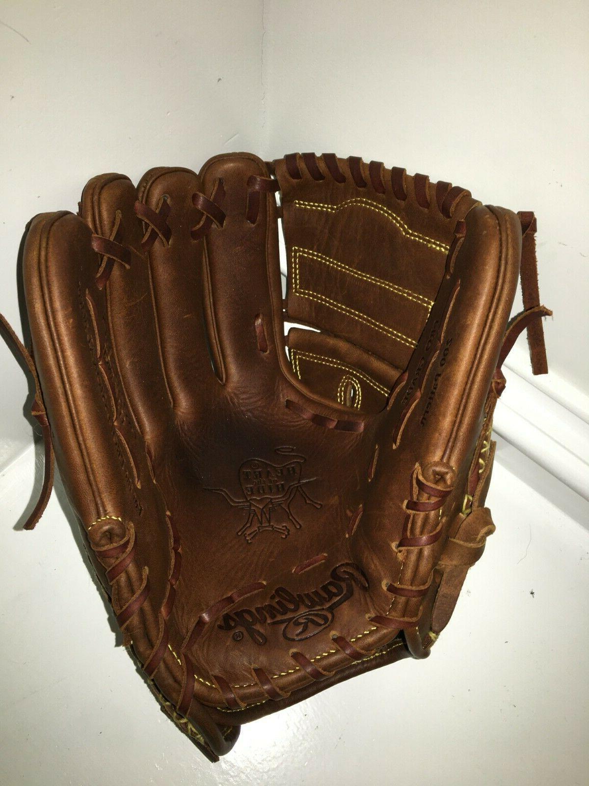 NEW Rawlings RHT Heart of Baseball SHIFT