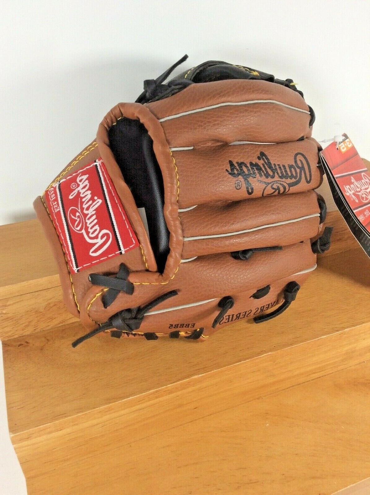 "NEW Rawlings Glove 8.5"" RHThrow"
