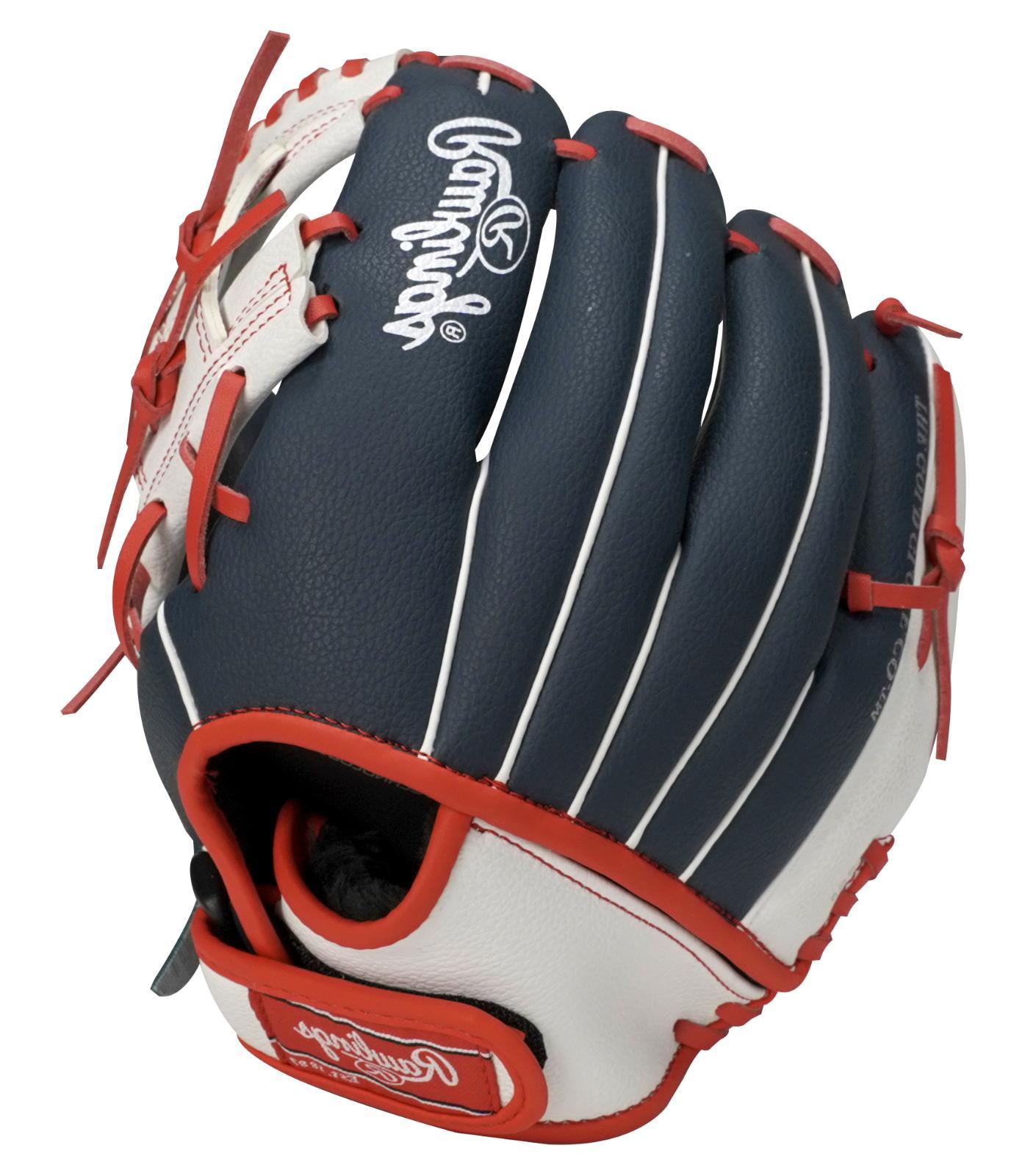 "Rawlings Players Series 11"" Baseball Glove WPL110NWS Hand"