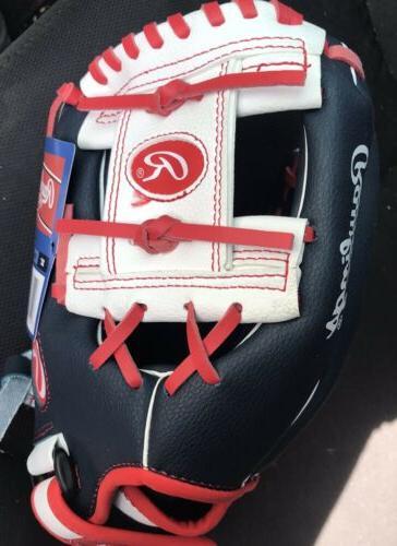 Rawlings Series Youth Baseball/T-Ball Glove, Right