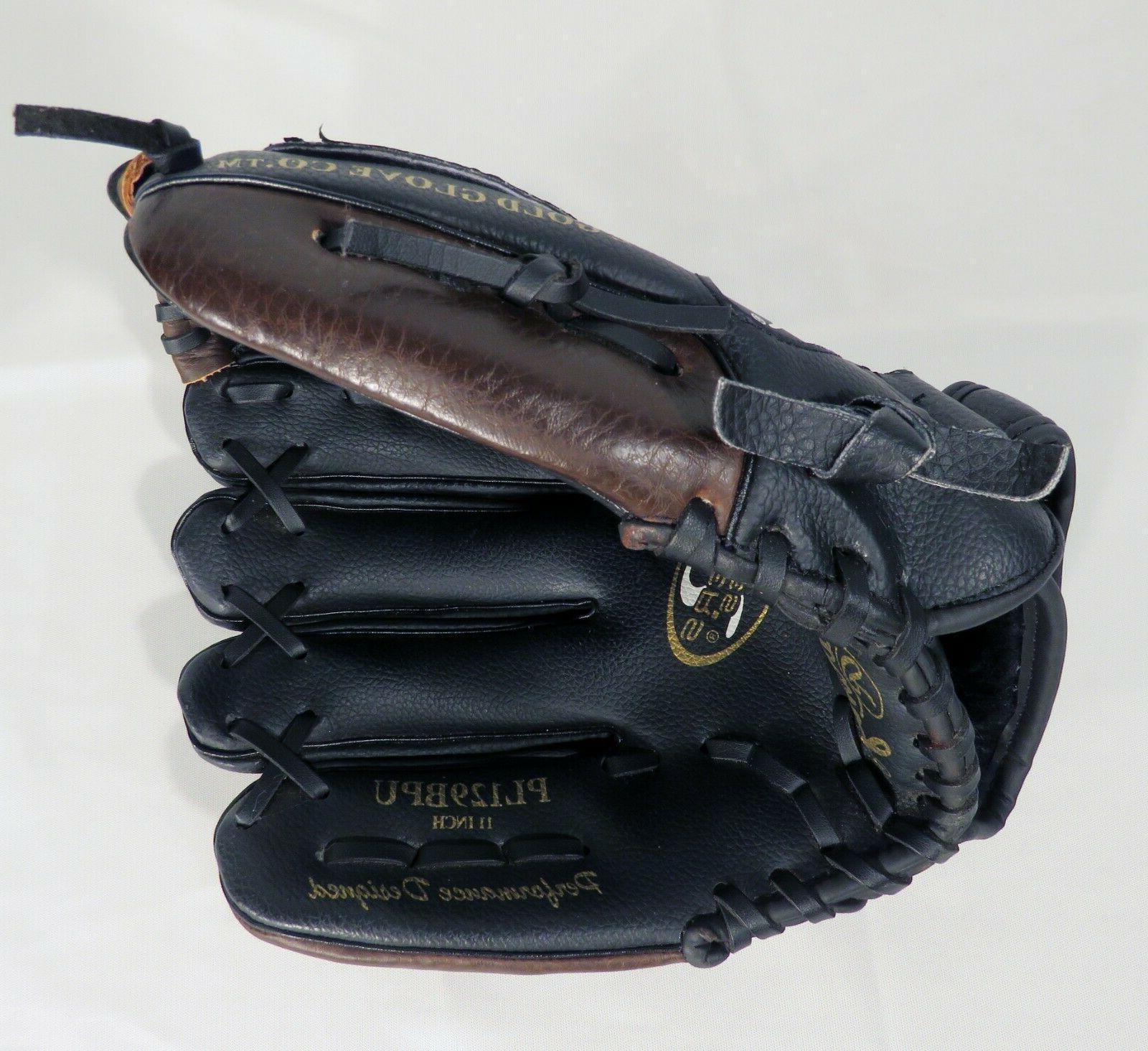 "RAWLINGS Players PL129BPU 11"" Baseball Glove Mitt Right Hand"