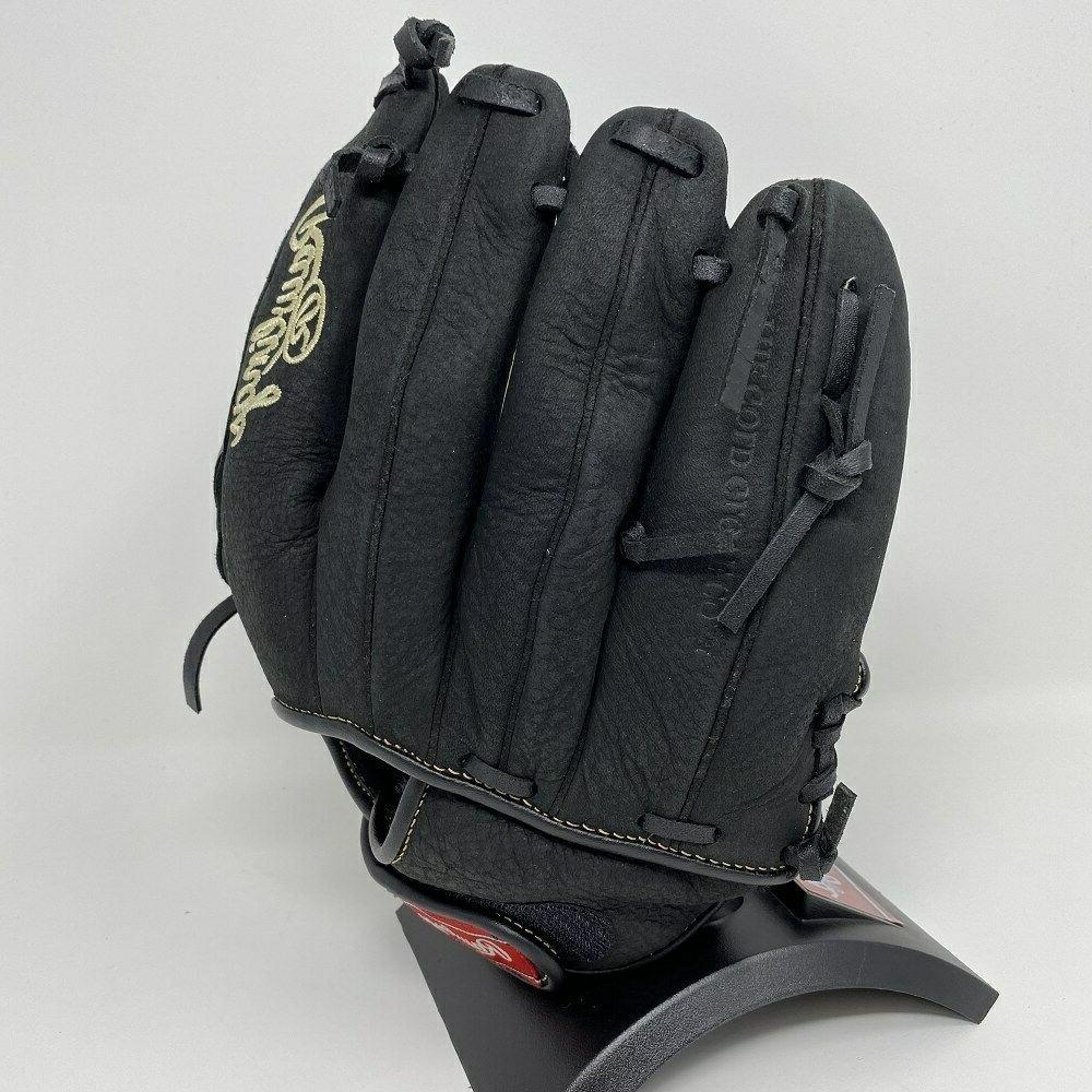 "Rawlings Baseball Glove 12"" Hand Throw Black PS120"