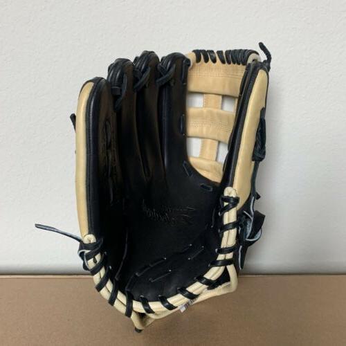 Easton Professional Collection Baseball Glove - Tan Leather