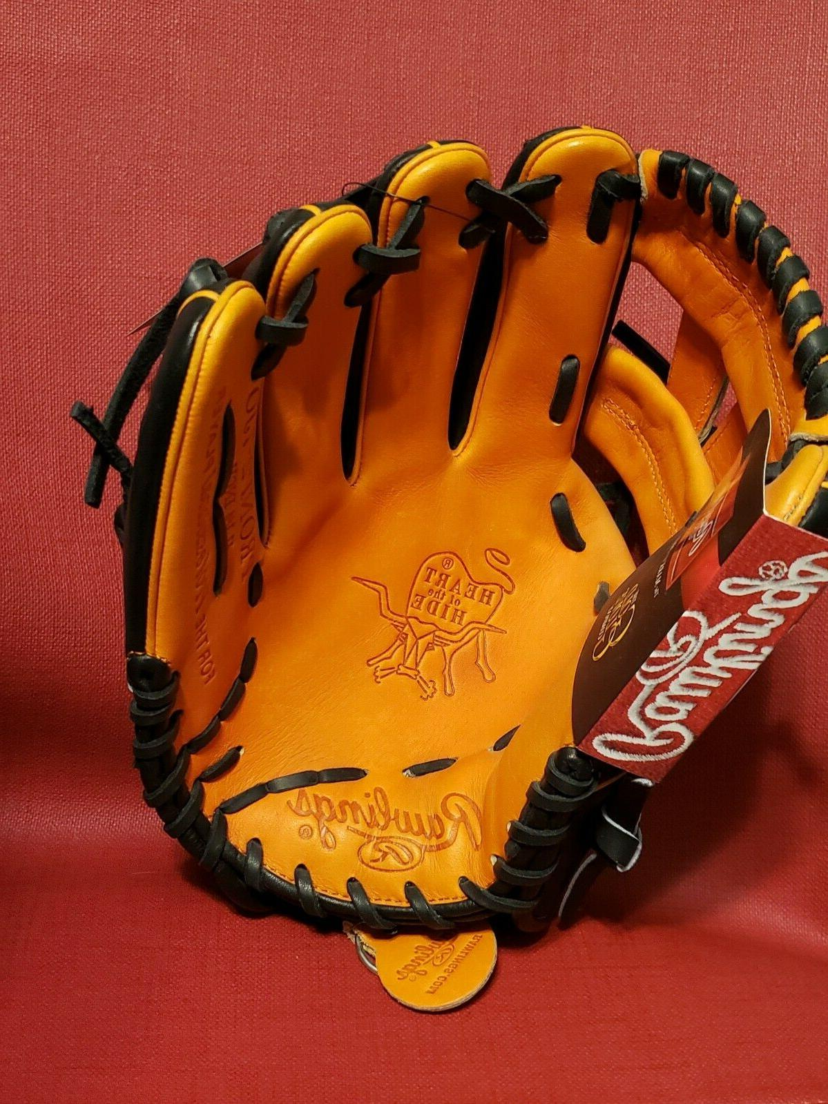 Rawlings PRONP2-7JO Heart the Hide Baseball Glove RHT