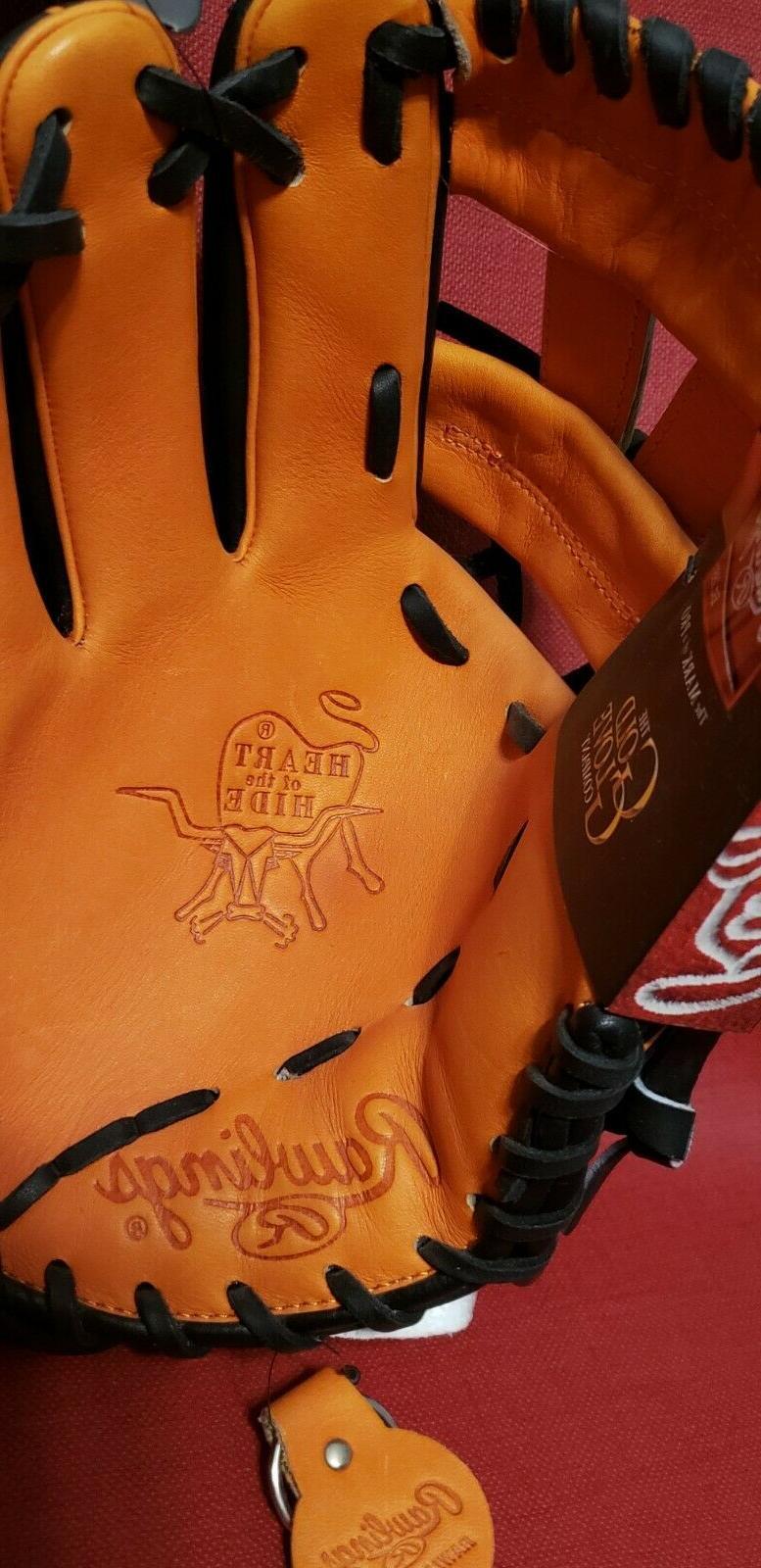 Rawlings PRONP2-7JO Heart the Limited Baseball RHT