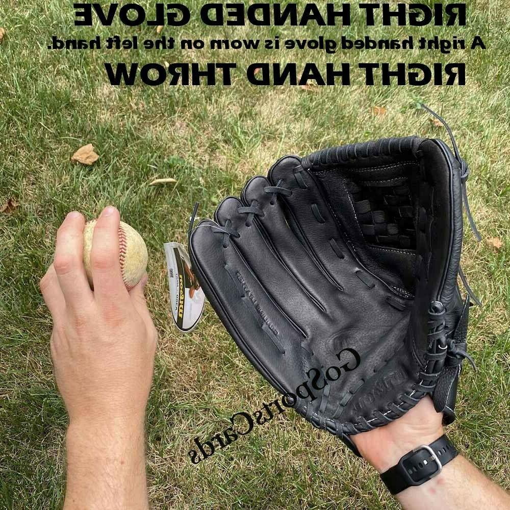 "Rawlings Series Glove 12"" RHT Hand Black Adult PS120"