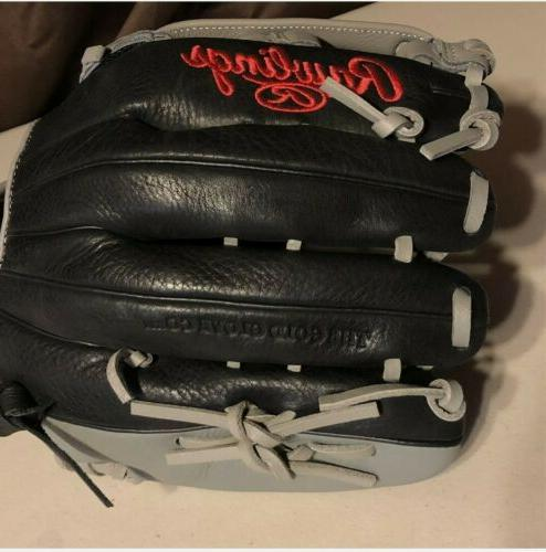 "RAWLINGS 1/2"" GLOVE LEATHER - TAGS!!!"