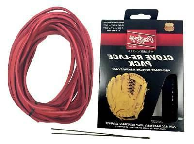 tanners leather glove lace